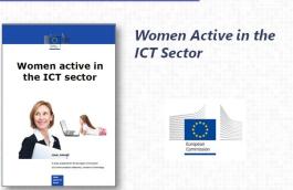 Women Active in the ICT Sector