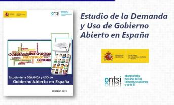 Estudio de la Demanda y Uso de Gobierno Abierto en España