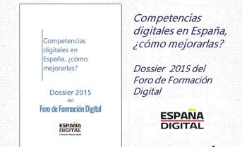 Dossier «Competencias digitales en España, ¿cómo mejorarlas?»