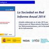 La Sociedad en Red. Informe Anual 2014
