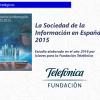 Informe La Sociedad de la Información en España 2015