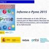 Informe e-Pyme 2015