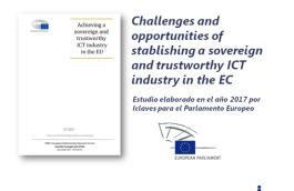 Informe estado de la ciberseguridad en Europa