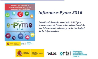 Informe ePYME 2016