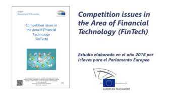Estudio «Competition issues in the Area of Financial Technologies»