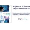 """Estudio """"Mujeres en la Economía Digital en España 2018"""""""