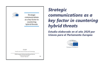 Estudio «Strategic Communications as a Key Factor in Countering Hybrid Threats»