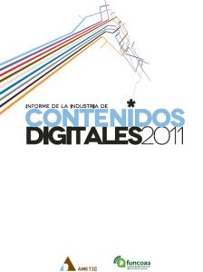 Informe de Contenidos Digitales 2011