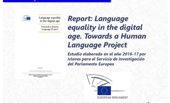 Report: Language equality in the digital age. Towards a Human Language Project